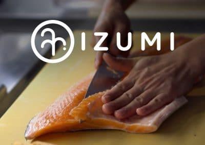 Restaurant IZUMI | Video til social